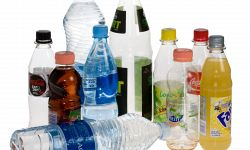 PET-bottles in Non-Compacted Form